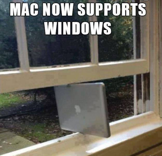 The best use for a Mac